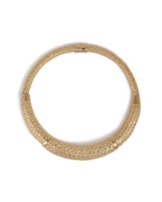 Aurelie Bidermann | Metallic Aurélie Bidermann Lafayette Necklace - Gold | Lyst