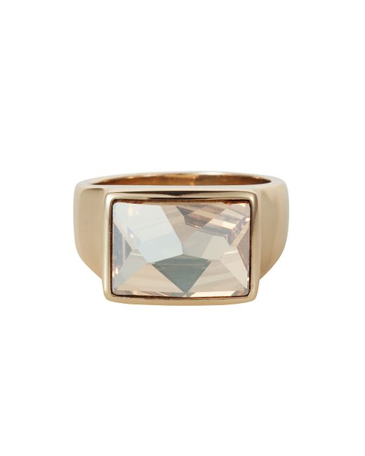 Aurora | Metallic Cocktail Ring | Lyst