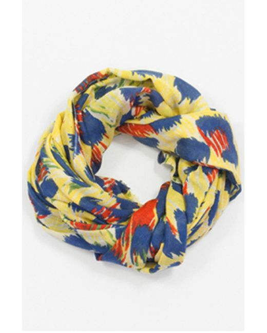 Want: A Printed Proenza Schouler Scarf To Carry Us Through TheSeasons recommend