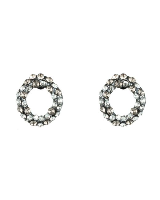 Alexis Bittar | Metallic Gunmetal Chain Link Stud You Might Also Like | Lyst