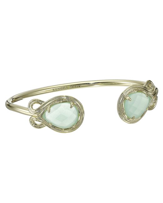 Kendra Scott | Metallic Andy Bracelet | Lyst