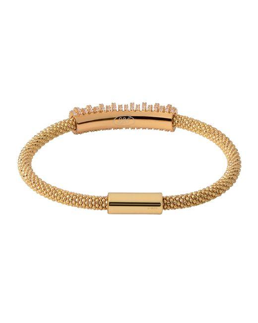 Links of London | Metallic Stardust Crown Bracelet | Lyst