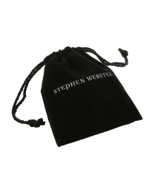 Stephen Webster | Black Rayman Beaded Bracelet for Men | Lyst