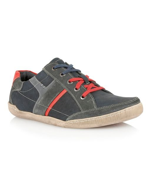 Lotus | Blue Brixham Lace Up Casual Trainers for Men | Lyst