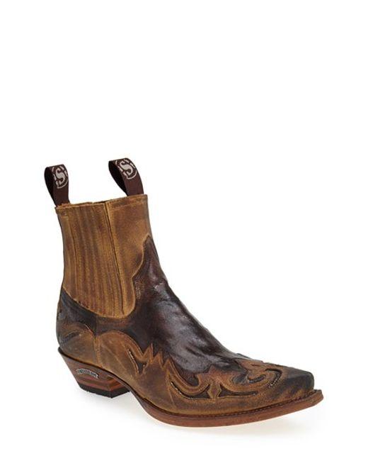 Sendra | Natural 'dale' Boot for Men | Lyst