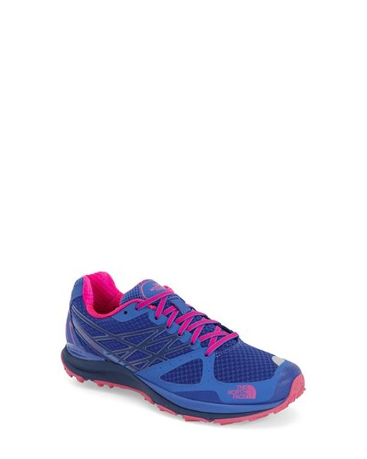The North Face Ultra Cardiac Trail Running Shoes Womens