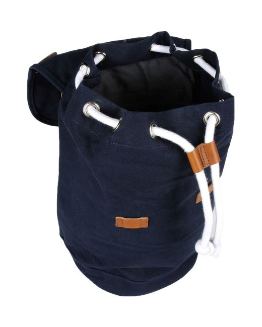 sandqvist backpacks fanny packs in blue for men lyst. Black Bedroom Furniture Sets. Home Design Ideas