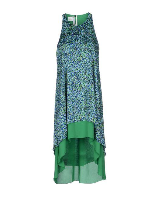 Sachin & Babi   Green Sachin + Babi For Ankasa Short Dress   Lyst