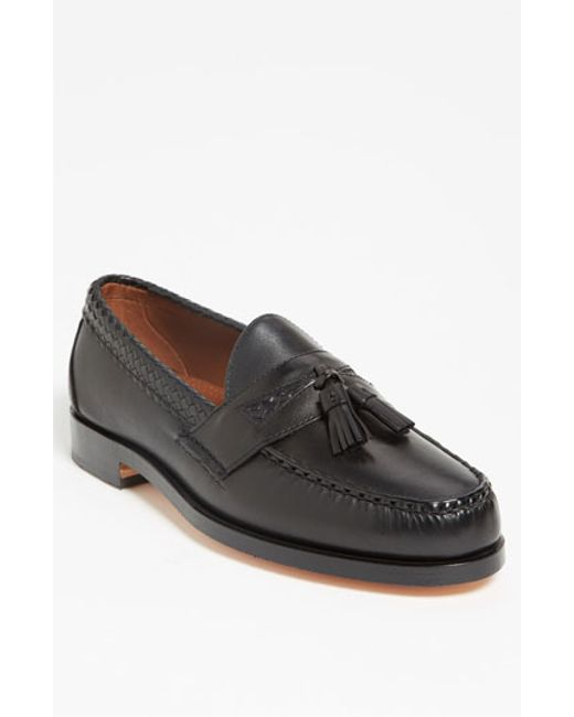 Allen Edmonds | Black 'maxfield' Loafer for Men | Lyst