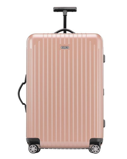 rimowa salsa air pearl rose 26 multiwheel in pink pearl rose lyst. Black Bedroom Furniture Sets. Home Design Ideas