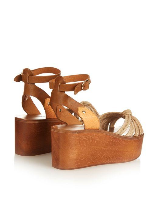 Womens Flatform Sandals 2016