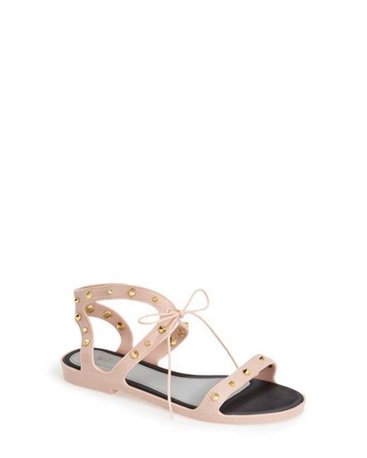 Melissa | Pink + Jason Wu 'artemis' Sandal | Lyst