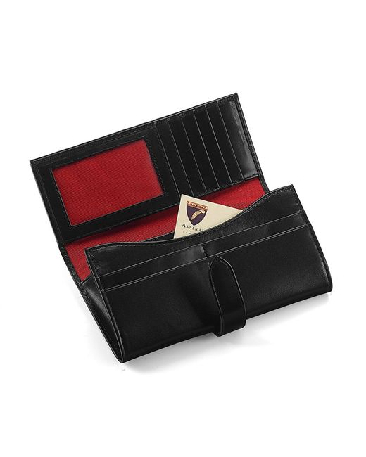 Aspinal London Ladies Purse Wallet In Black Lyst