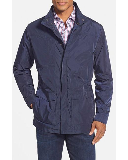 Cutter & Buck | Blue Birch Bay Water Resistant Jacket for Men | Lyst