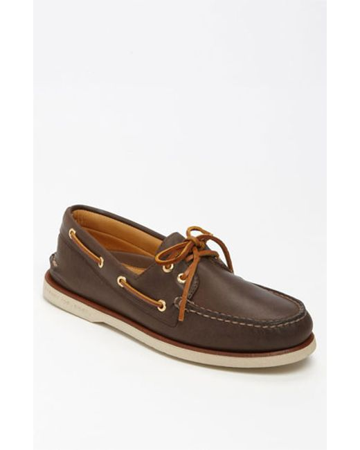 Sperry Top Sider Gold Cup Authentic Original Boat Shoe