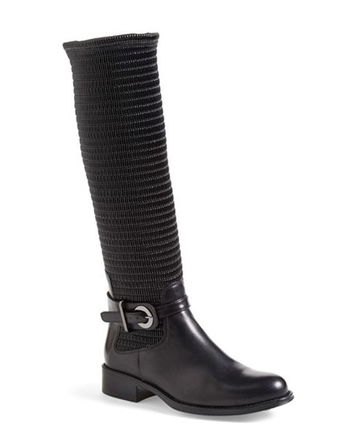 Aquatalia   Black 'ully' Weatherproof Boot   Lyst