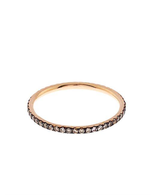 Ileana Makri | Metallic Python Ring | Lyst