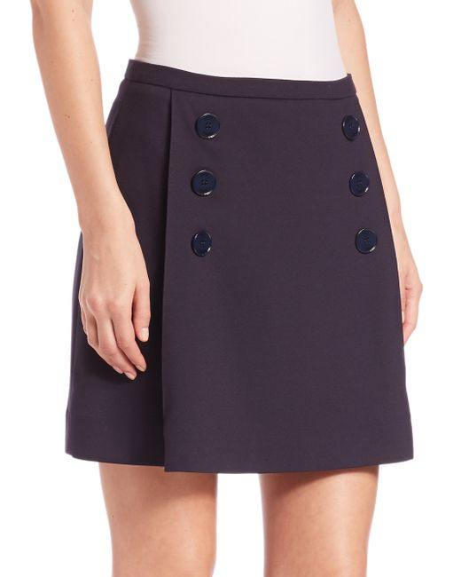 Buy TOPSHOP Women's Blue Sailor Skirt. Similar products also available. SALE now on!Price: $