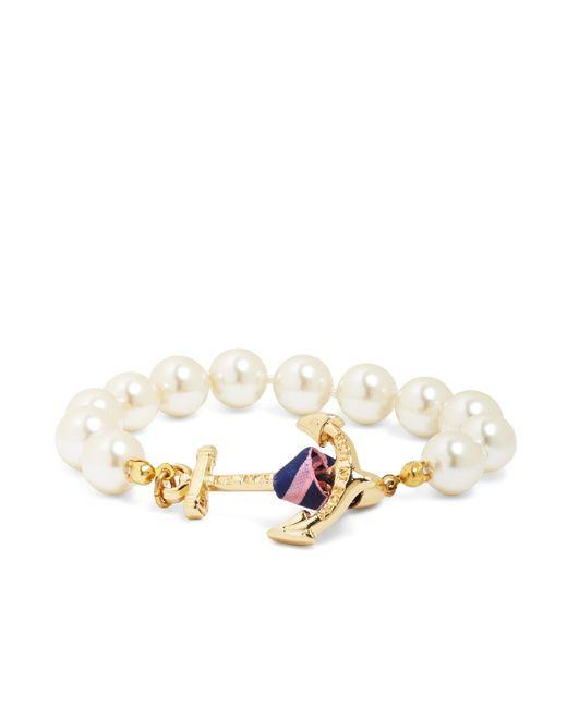 Brooks Brothers | White Kiel James Patrick Pearl Bracelet | Lyst
