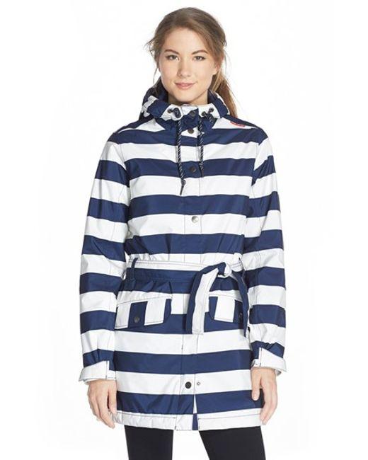 Helly Hansen   Blue 'lyness' Insulated Waterproof Coat   Lyst