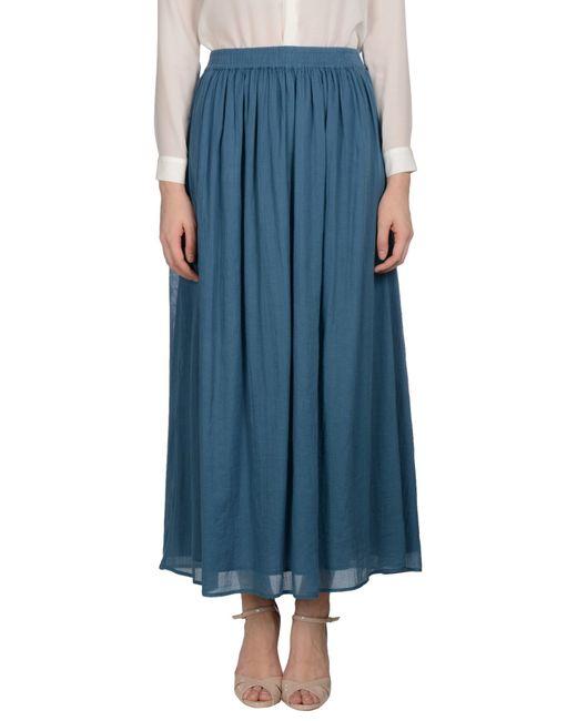 diega skirt in blue pastel blue save 50 lyst
