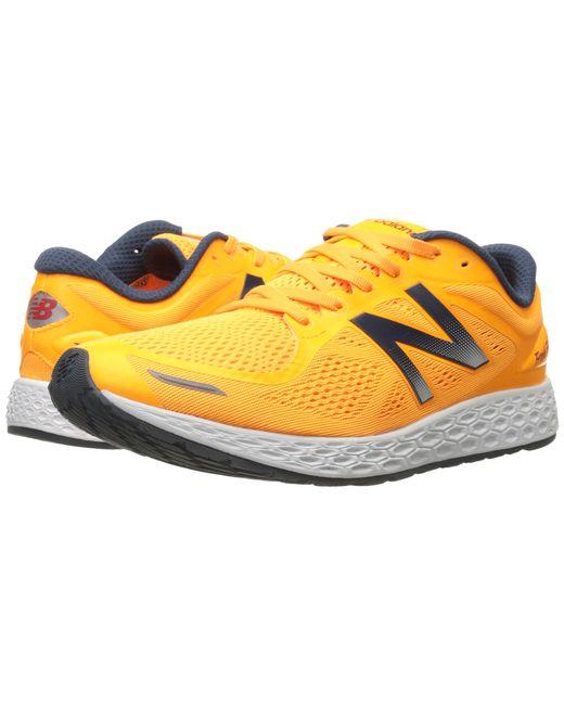 new balance 1080 v2 orange