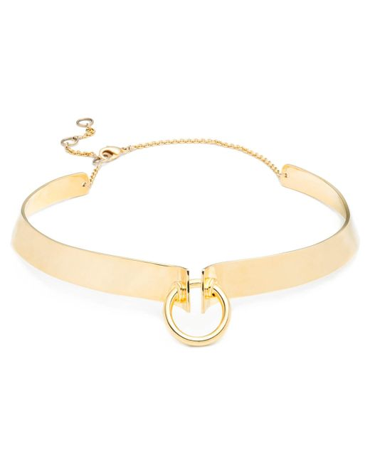 Alexis Bittar | Metallic Lady O Small Collar Necklace You Might Also Like | Lyst