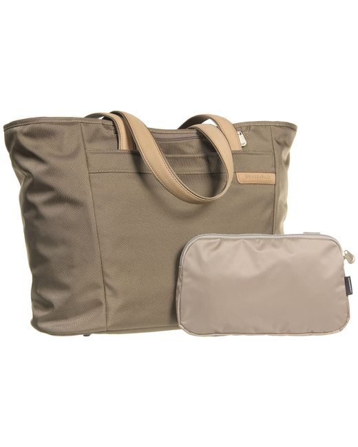 Briggs & Riley | Natural Baseline - Large Shopping Tote Bag | Lyst