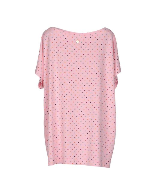 Twin Set   Pink Sweatshirt   Lyst