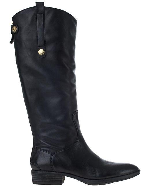 Sam Edelman | Black Sable Suede Knee Boots | Lyst