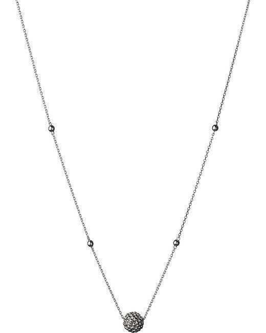 Links of London | Metallic Effervescence Bubble Sterling Silver Necklace | Lyst