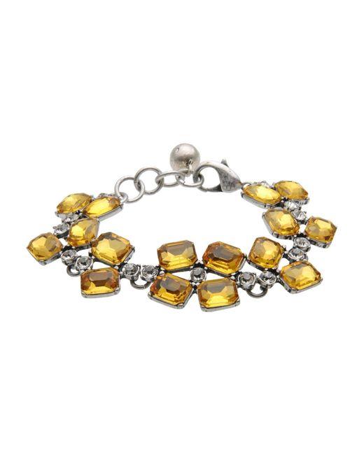 Lulu Frost | Yellow Bracelet | Lyst