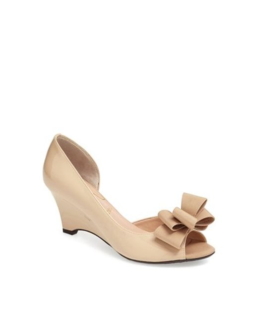 J. Reneé | Natural 'chrissy' Pump | Lyst