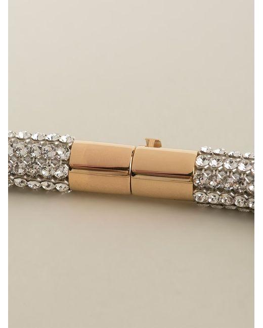 Shourouk | Metallic 'avalon' Necklace | Lyst