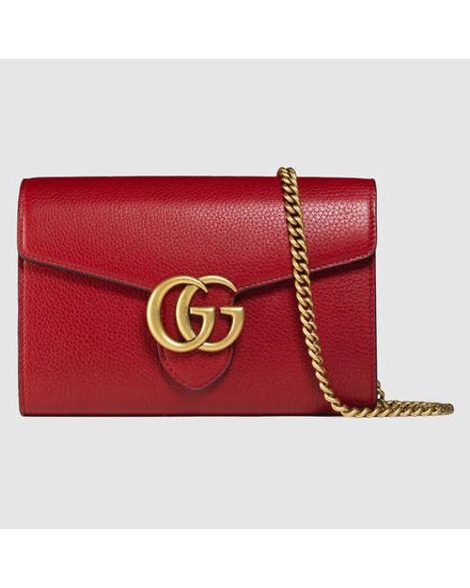 1447a23cf3e Gucci Gg Marmont Small Red - Ontario Active School Travel
