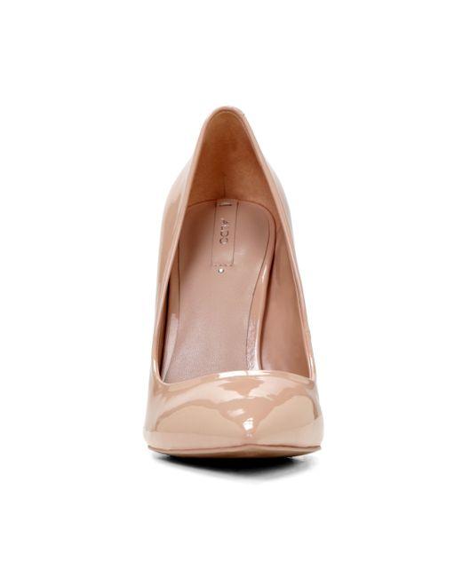 ALDO | Pink Stessy Pointed Toe Stiletto | Lyst