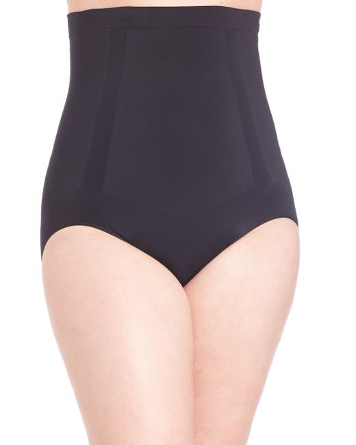 Spanx | Black Oncore Plus-size High-waist Brief | Lyst
