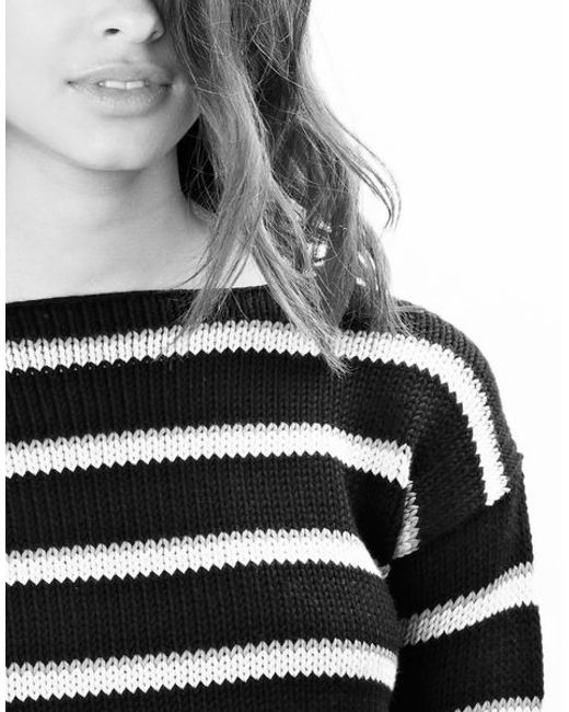 Wool And The Gang | White Move On Up Sweater | Lyst
