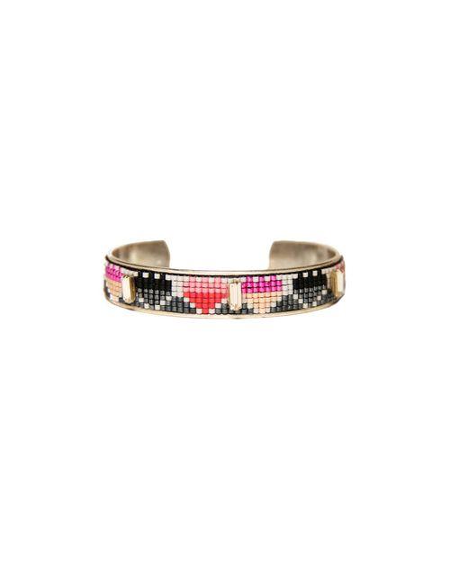 Jill Golden   Metallic Spectrum Pink   Lyst
