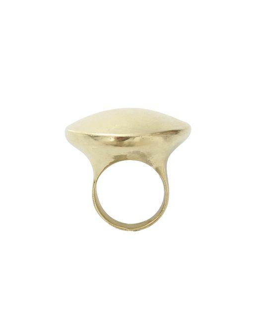 Vaubel | Metallic Solid Round Ring | Lyst