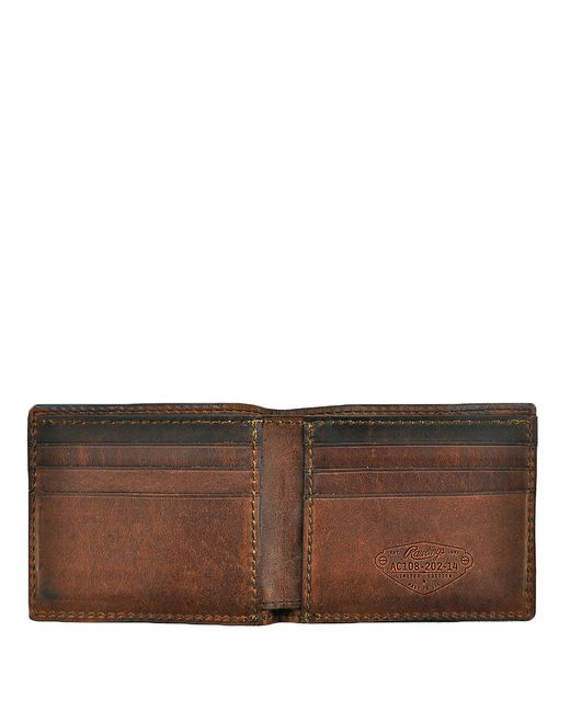 Rawlings Leather Bifold Travel Case