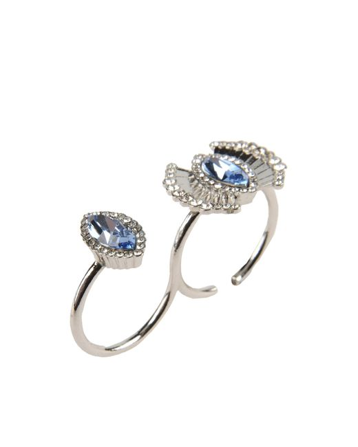 Ca&Lou   Metallic Ring   Lyst