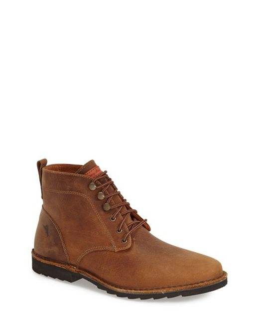 Tommy Bahama | Brown 'garrick' Plain Toe Boot for Men | Lyst