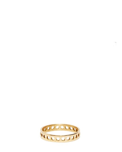 Jem | Metallic Jem Women's Voids Xxs Ring From Aw15 In Yellow Gold | Lyst