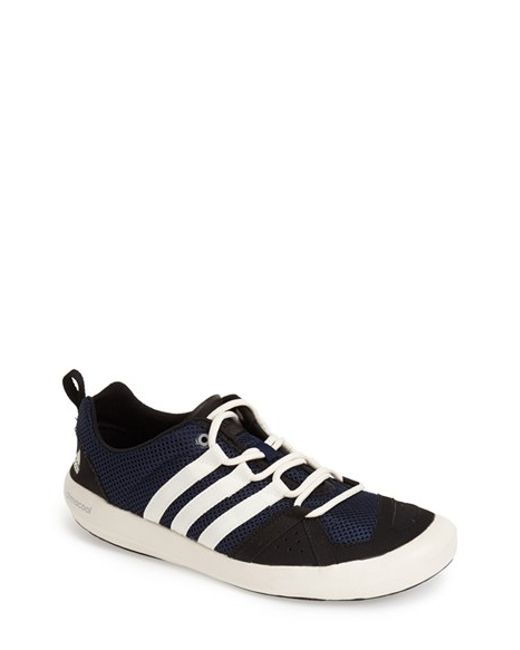 Adidas Originals | Blue 'climacool Boat Lace' Water Shoe for Men | Lyst