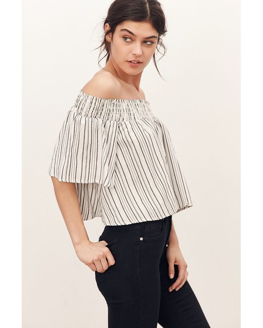 how to keep an off the shoulder top in place