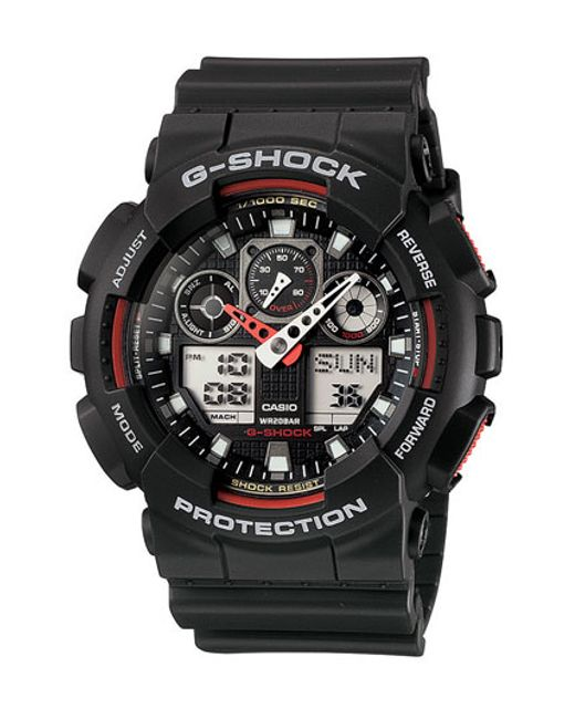 G-Shock | Black G-shock 'big Combi' Watch | Lyst