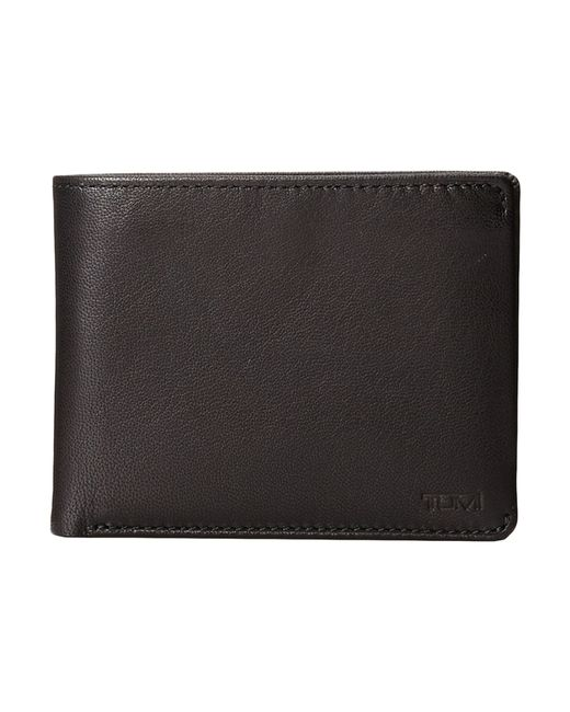 Tumi | Black Chambers Global Removable Passcase Id Wallet for Men | Lyst