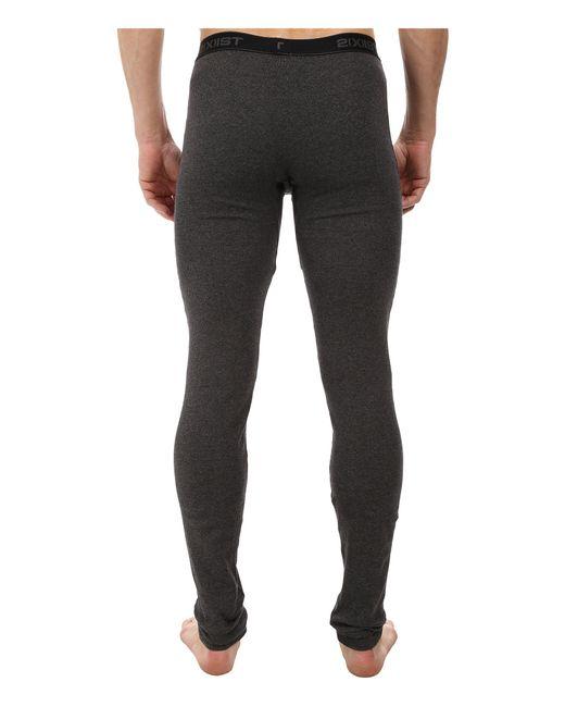 2xist   Gray Essentials Long Underwear for Men   Lyst