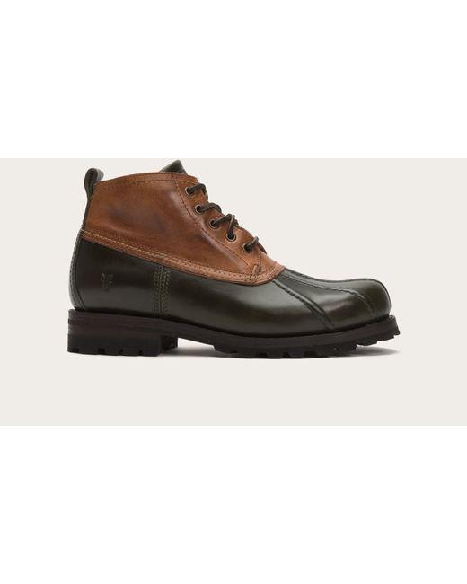 Frye | Green Warren Low Duck Boot for Men | Lyst